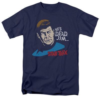Star Trek - He's Dead Jim