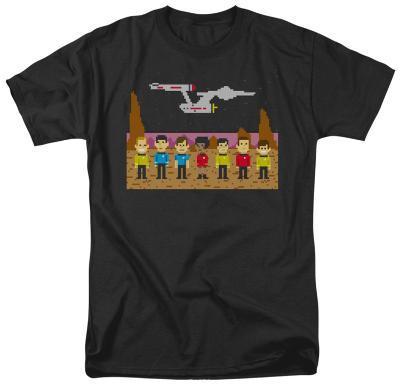 Star Trek - TOS Trexel Crew
