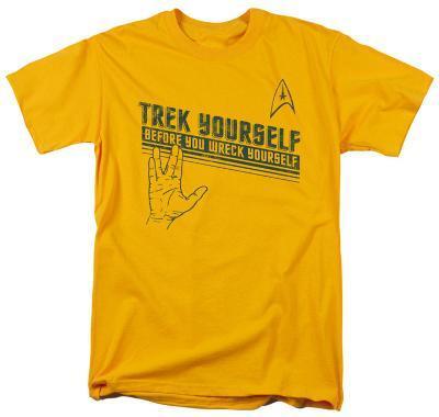 Star Trek - Trek Yourself