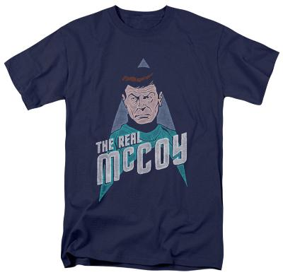 Star Trek - The Real Mccoy