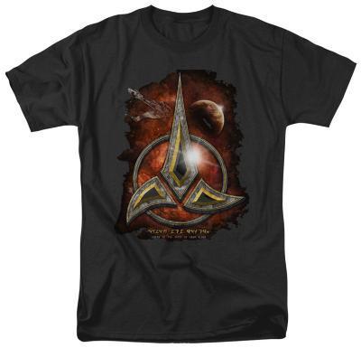 Star Trek - Klingon Crest