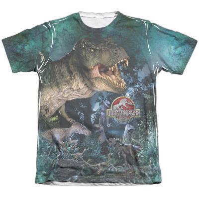 Jurassic Park - Dinos Gather