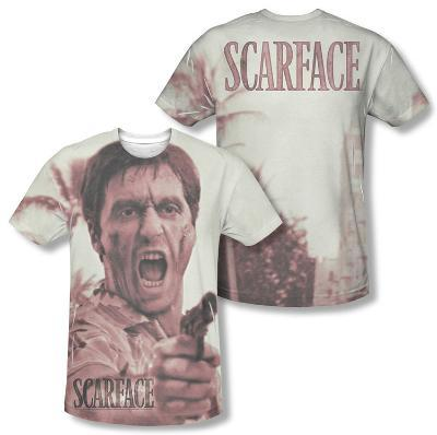 Scarface - War Cry (Front/Back Print)
