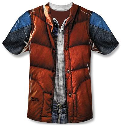 Back to the Future - Mcfly Vest