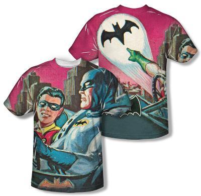 Batman Classic TV - Bat Signal (Front/Back Print)
