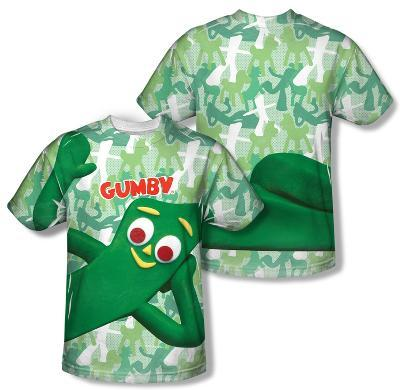 Gumby - Gumbyflage (Front/Back Print)