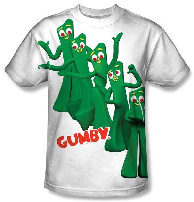 Gumby - Moves