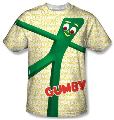 Gumby - Stretched