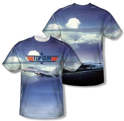 Top Gun - Take Off (Front/Back Print)