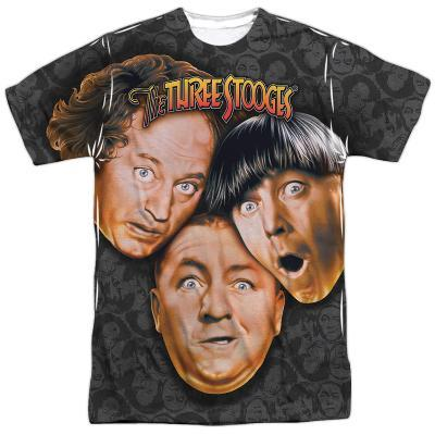 The Three Stooges - Stooges All Over