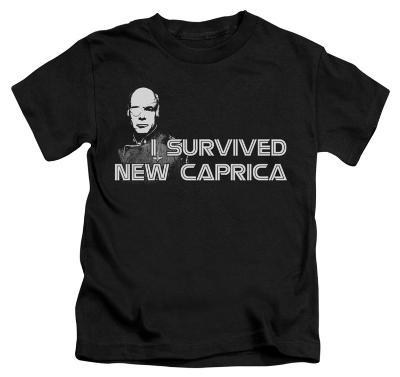 Youth: Battlestar Galactica - I Survived New Caprica