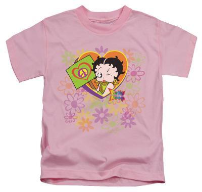 Juvenile: Betty Boop - Peace Love And Boop