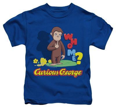 Juvenile: Curious George - Who Me
