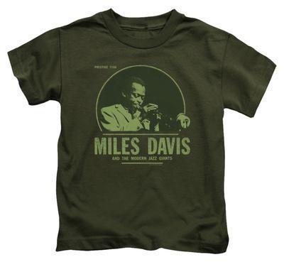 Juvenile: Miles Davis - The Green Miles
