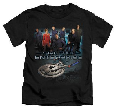 Juvenile: Star Trek - Enterprise Crew