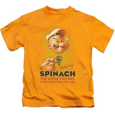 Juvenile: Popeye - Spinach Retro