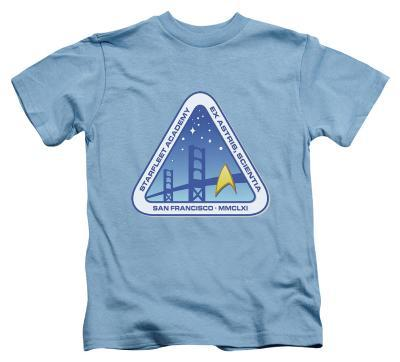 Juvenile: Star Trek - Color Logo