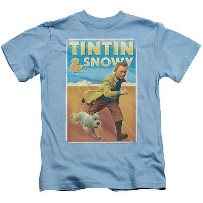 Juvenile: The Adventures of Tintin - Tintin & Snowy