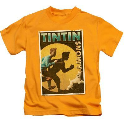 Juvenile: The Adventures of Tintin - Tintin & Snowy Flyer