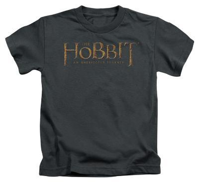 Juvenile: The Hobbit: An Unexpected Journey - Distressed Logo