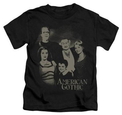 Juvenile: The Munsters - American Gothic