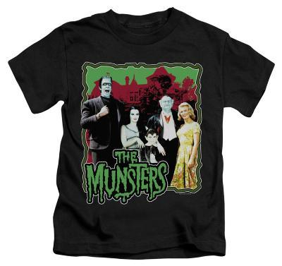 Juvenile: The Munsters - Normal Family