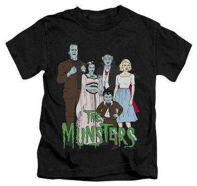 Juvenile: The Munsters - The Family