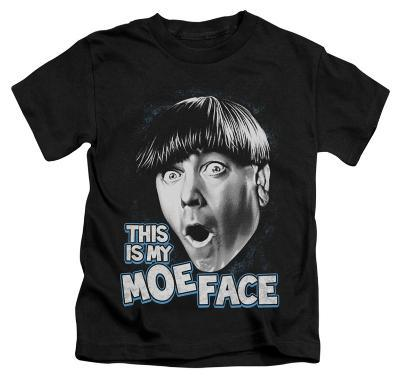 Juvenile: The Three Stooges - Moe Face
