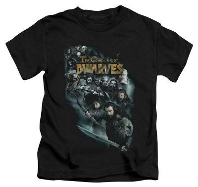 Juvenile: The Hobbit - Company Of Dwarves