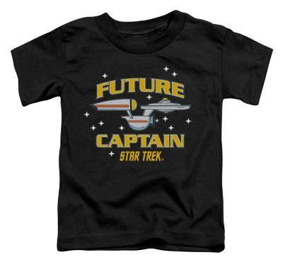 Toddler: Star Trek - Future Captain