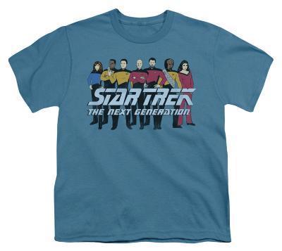 Youth: Star Trek - Line Up