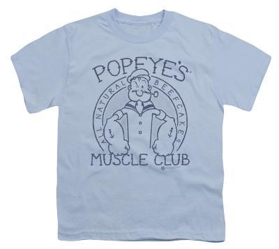 Youth: Popeye - Muscle Club