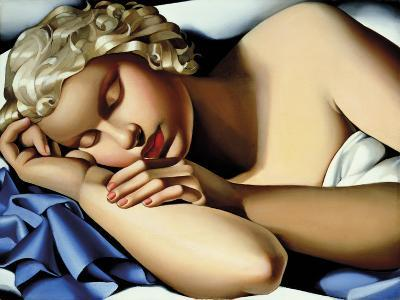 The Sleeping Girl (Kizette) I