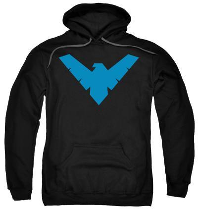 Hoodie: Batman - Nightwing Symbol