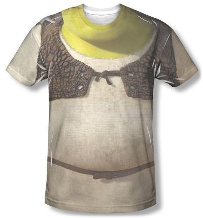 Shrek - Costume Tee