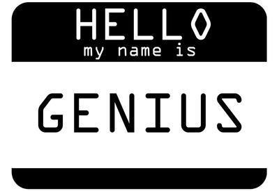 My Name Is Genius