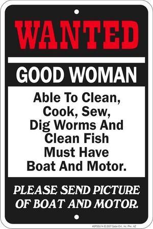 Wanted Boat
