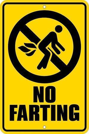 No Farting