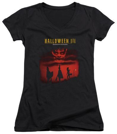 Juniors: Halloween III - Season Of The Witch V-Neck