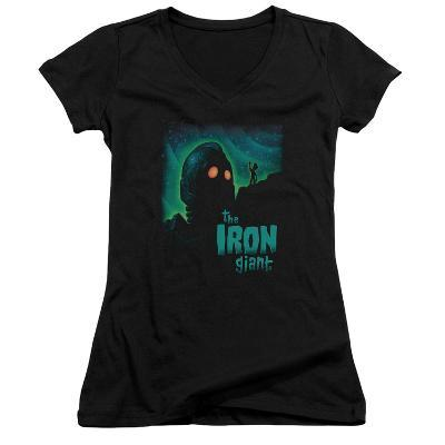 Juniors: Iron Giant - Look To The Stars V-Neck