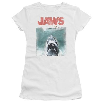 Juniors: Jaws - Vintage Poster