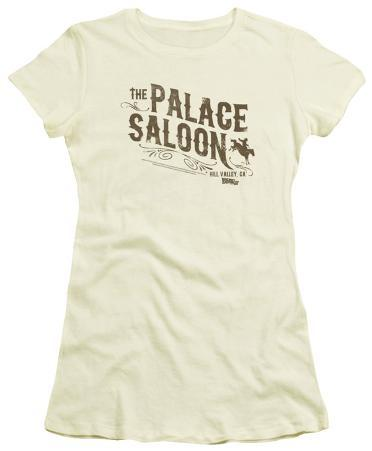 Juniors: Back To The Future III - Palace Saloon