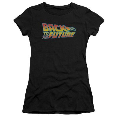 Juniors: Back To The Future - Logo