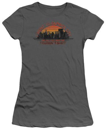Juniors: Battlestar Galactica - Caprica City