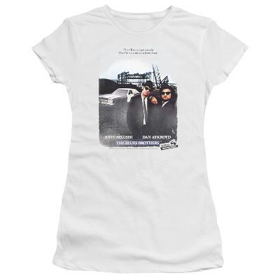 Juniors: Blues Brothers - Distressed Poster