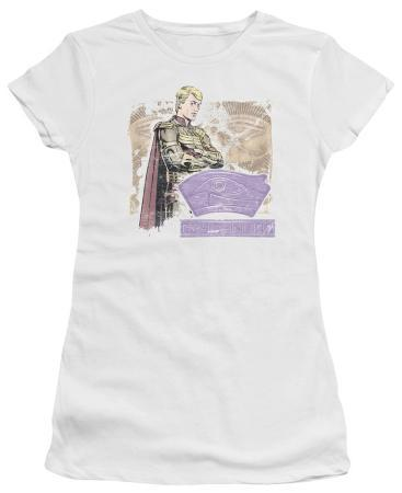 Juniors: Watchmen - Ozymandias