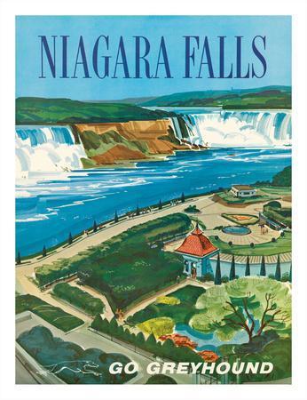 Niagara Falls, Ontario, Canada, New York, USA