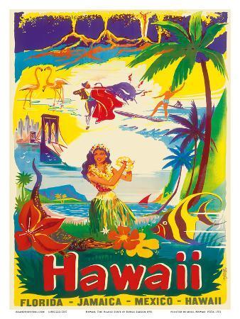 Hawaii, The Island State