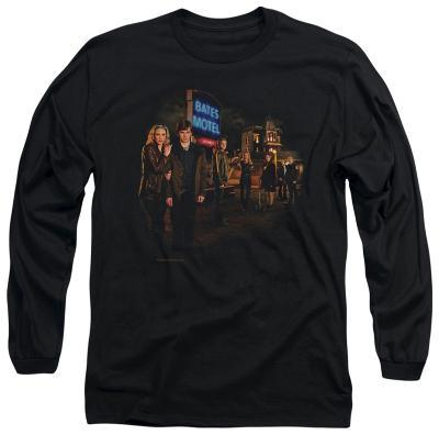 Long Sleeve: Bates Motel - Cast