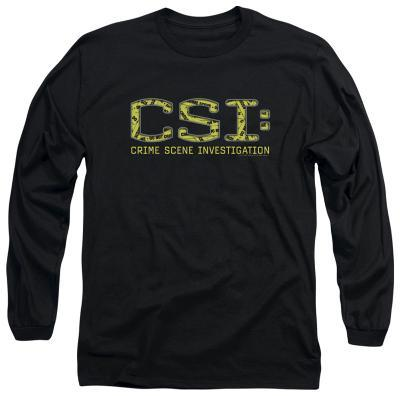 Long Sleeve: CSI - Collage Logo